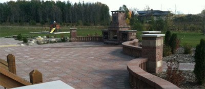 Hardscaping Specialists in Wisconsin